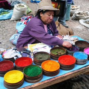 Inca Colors (Peru)