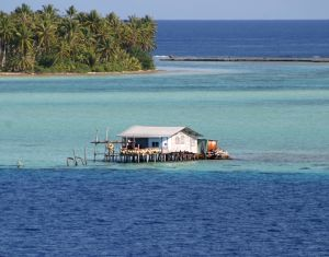 Fishing Hut (Passage to Bora Bora)