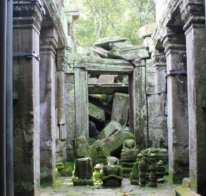Icons of Ta Prohm