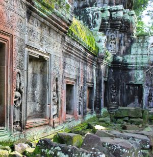 Colors of Ta Prohm