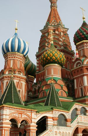 St. Basil's Cathedral (Red Square, Moscow)